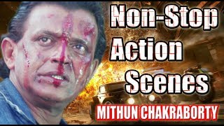 Download Non-Stop Action scenes | Mithun Chakraborty | Video