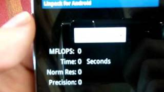 Download Samsung Galaxy S II Linpack Benchmark Video