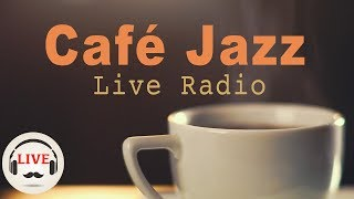 Download Coffee Jazz Music - Chill Out Lounge Jazz Music Radio - 24/7 Live Stream - Slow Jazz Video