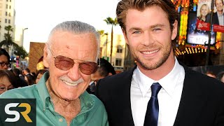 Download 10 Touching Ways MCU Stars Paid Tribute To Stan Lee Video
