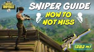Download Fortnite Sniping Tips | How To Become A Master Video