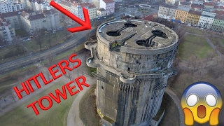 Download HITLERS TERRIBLE TOWER - Giant World War 2 Anti Aircraft Flak Tower Video