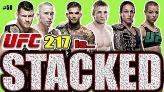 Download 🔴 UFC 217 IS STACKED!! JON JONES NO CONTEST! Video