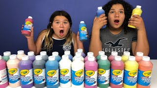 Download Don't Choose the Wrong Paint Slime Challenge Video