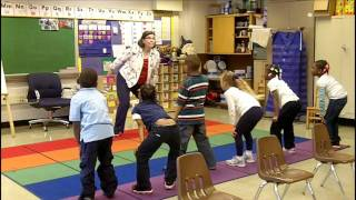 Download Action Words, Part 1 (Classroom Physical Activity Breaks) Video