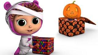 Download Pop Goes the Weasel   Halloween   Fun Costumes! Video