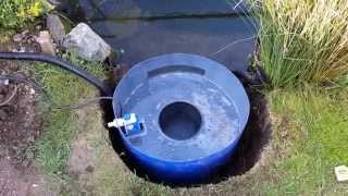 Download DIY Pond Skimmer And Auto Top up. Video