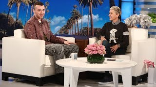 Download Sam Smith Addresses Oscar Controversy Video