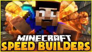 CHECKMATE! - Minecraft SPEED BUILDERS #5 Free Download Video MP4 3GP