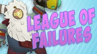 Download LEAGUE OF FAILURES Video