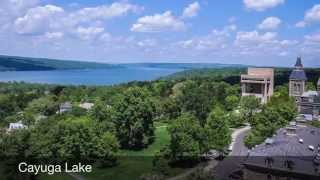 Download A Glance of Cornell University Ithaca, New York Video