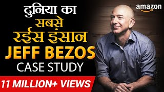 Download Jeff Bezos | How He Became World's Richest Person | Case Study | Dr Vivek Bindra Video