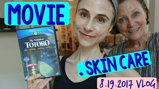 Download Vlog: LOCAL FOODS, TOTORO MOVIE, SKIN CARE w/ mom 💆🎥🌱 Video