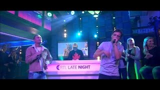 Download Lil' Kleine ft. Ronnie Flex - Niet Omdat Het Moet - RTL LATE NIGHT Video