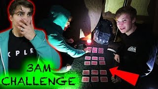 Download THE CARD GAME at HAUNTED QUEEN MARY SHIP | 3am Challenge Video