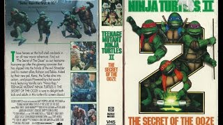 Download Opening to Teenage Mutant Ninja Turtles II: The Secret of the Ooze 1991 VHS [True HQ] Video