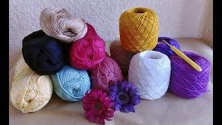 Download MIS HILOS E HILAZAS FAVORITOS Para Tejer Prendas de Verano a Crochet (ganchillo) Video