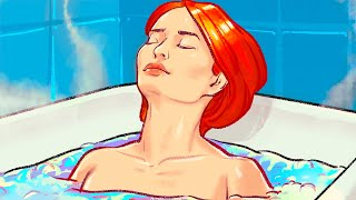 Download A Hot Bath Burns As Many Calories As a 30-Minute Walk Video