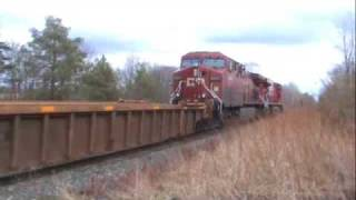Download Freight Train Goes Into Emergency! Video