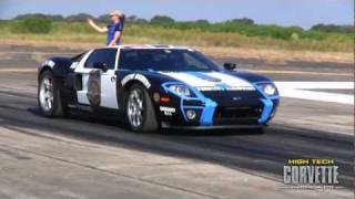 Download Ford GTs - the Texas Mile - October 2010 Video