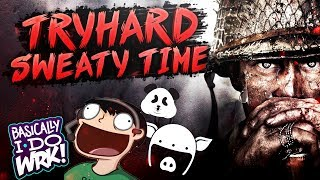 Download WW2 SnD - Tryhard Sweaty Hours with Friends Video