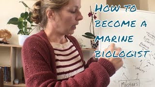 Download How to become a marine biologist Video