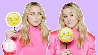 Download Chloe Lukasiak Tells Her Most Embarassing Stories With Emojis Video