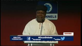 Download Osun Debate Pt.10 : Addressing The Menace Of Child Abuse In Osun State Video