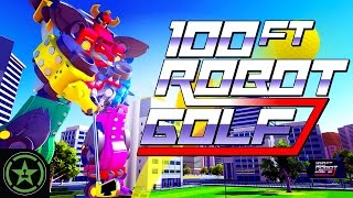 Download Let's Play - 100ft Robot Golf Video