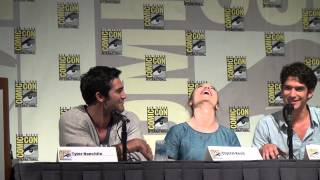 Download Teen Wolf Comic Con 2012 Video