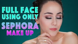 Download Full Face Using Only SEPHORA Make-up | Hatice Schmidt Video