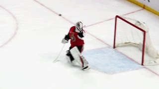 Download Condon's glove gaffe hands Blue Jackets easy goal Video