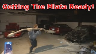 Download 1.6 To 1.8 Miata Conversion! Video