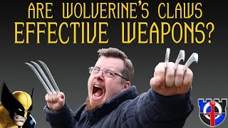 Download Are Wolverine's claws effective weapons in real life? Video