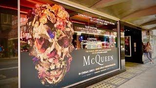 Download London Curzon Cinema Alexander McQueen Movie + Bar Italia Soho Video
