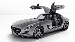 Download 2013 SLS 63 AMG GT unveils Video