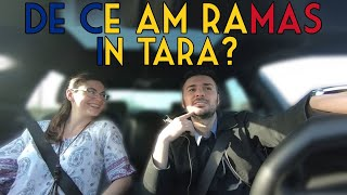 Download DE CE AM ALES SA RAMAN IN TARA Video