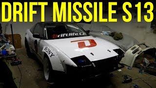 Download Drift speciál Nissan 200SX S13 SR20DET a přípravy na závody | Vlog 55 Video