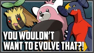 Download Top 10 Pokemon You'd Rather Not Evolve! Video