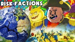 Download GENERAL BACCA TAKES OVER THE WORLD - RISK FACTIONS BOARD GAME Video