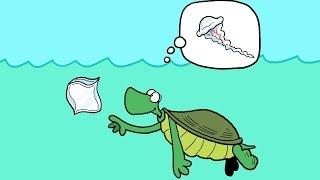 Download What Is Marine Debris?   A Cartoon Crash Course Video