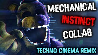 Download [SFM/FNaF/Collab] Mechanical Instinct (Techno Cinema Remix) Video