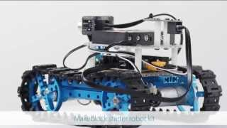 Download Makeblock Starter Robot Kit, Your First Step to Arduino, Sratch, Electronics and More! Video
