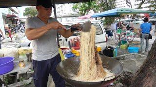 Download Malaysia Street Food Penang Monday Night Market Video