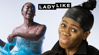 Download Ladylike Tries Being Models With Miss J Alexander Video