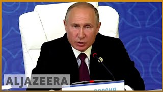 Download Is it a lake or sea? Five nations sign landmark Caspian agreement | Al Jazeera English Video