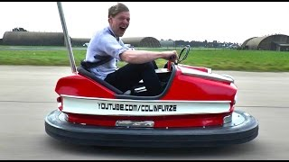 Download World's Fastest Bumper Car - 600cc 100bhp But how FAST? Video