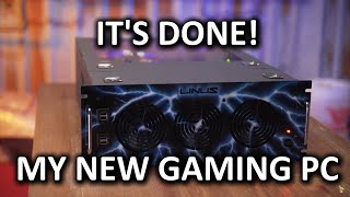 Download Personal Rig Update 2015 Part 4 - My new gaming PC is done!! Video