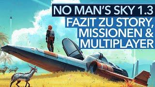 Download No Man's Sky 1.3 - Fazit zu Story, Missionen & Multiplayer aus Atlas Rises Video