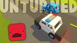 Download Bad Boys In Blue ⭐ Unturned Zombie Survival Video